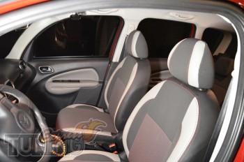 Чехлы Ситроен С3 Пикассо (авточехлы на сиденья Citroen C3 Picass