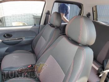 Чехлы в салон Део Матиз (авточехлы на сиденья Daewoo Matiz купит