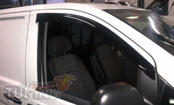 купить Ветровики Мерседес Вито W639 (дефлекторы окон Mercedes Vi