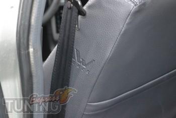 Чехлы в салон Део Нексия (авточехлы на сиденья для Daewoo Nexia)