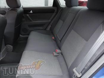 Чехлы Дэу Гентра (авточехлы на сиденья Daewoo Gentra)