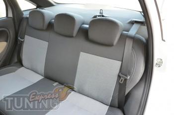 Авточехлы на сиденья Фиат Линеа (чехлы в салон Fiat Linea купить