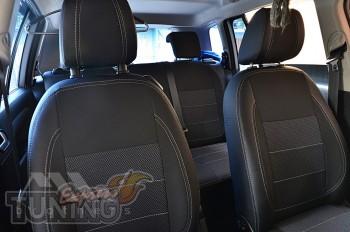 Чехлы Форд Фьюжн (авточехлы на сиденья Ford Fusion)