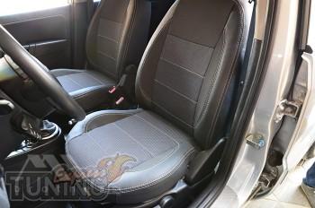 Чехлы на Форд Фьюжн (авточехлы на сиденья Ford Fusion)