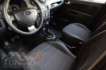 Чехлы сидений Ford Fusion