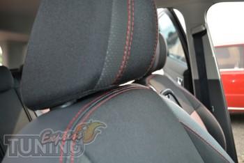 Чехлы в салон Форд Куга 1 (авточехлы на сиденья Ford Kuga 1)