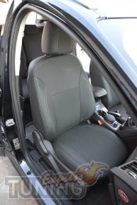 Чехлы для салона Форд Куга 2 (купить авточехлы на сиденья Ford K