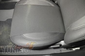 Чехлы для авто Джили МК Кросс (авточехлы на сиденья Geely MK Cro