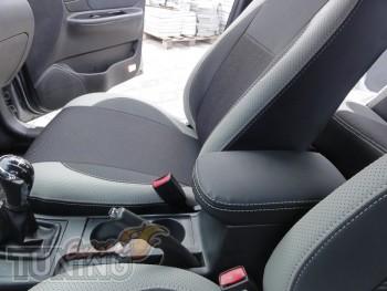 Чехлы в салон Джили СЛ (авточехлы на сиденья для Geely SL)