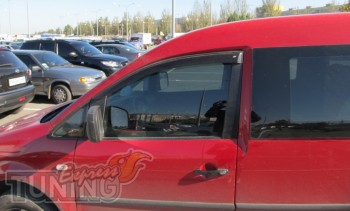 дефлекторы окон Volkswagen Caddy 3