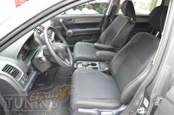 купить Чехлы Хонда СРВ 3 (заказать авточехлы на сиденья Honda CR
