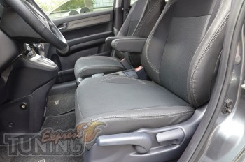 купить Чехлы в интернет магазине expresstuning Хонда СРВ 3 (авто