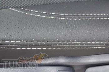 заказать Чехлы для салона Хонда СРВ 3 (авточехлы на сиденья Hond