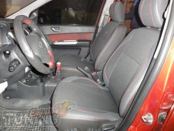 Чехлы Хендай Гетц (авточехлы на сиденья Hyundai Getz)