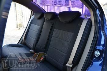 автоЧехлы Hyundai Accent 3