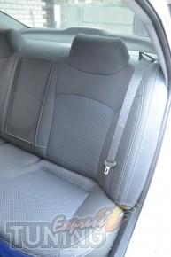 Чехлы для автомобиля Хендай Соната 6 (авточехлы на сиденья Hyund