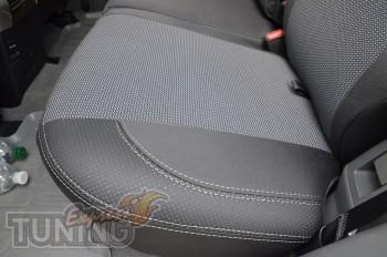 Чехлы Тойота Прадо 150 (купить авточехлы на сиденья Toyota Prado