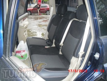 Чехлы Тойота Прадо 120 в магазине expresstuning (авточехлы на си
