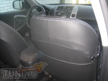 купить Чехлы Тойота Рав 4 3(авточехлы на сиденья Toyota Rav 4 3)