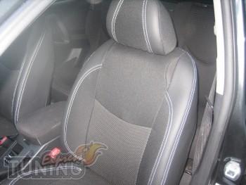 заказать Чехлы Тойота Рав 4 3(авточехлы на сиденья Toyota Rav 4