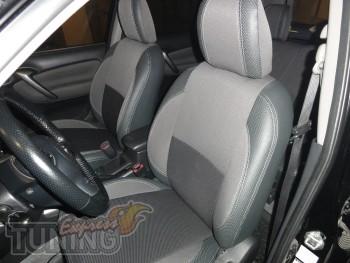Чехлы Тойота Рав 4 2(авточехлы на сиденья Toyota Rav 4)