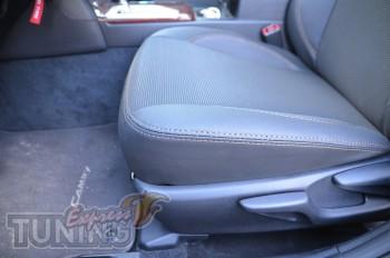 Чехлы Тойота Камри 50 в магазине expresstuning (авточехлы на сид