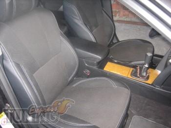 Чехлы в салон Тойота Камри 40 (авточехлы на сиденья Toyota Camry