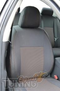 заказать Чехлы Тойота Королла (авточехлы на сиденья Toyota Corol