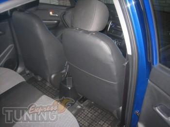 Чехлы для автомобиля Киа Рио 3 седан (авточехлы на сиденья Kia R