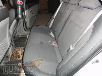 купить Чехлы для авто Киа Серато 1 (авточехлы на сиденья Kia Cer