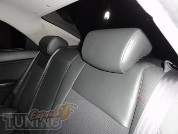 Чехлы Киа Серато 2 (авточехлы на сиденья Kia Cerato 2)
