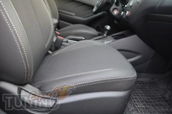 заказать Чехлы для авто Киа Серато 3 (авточехлы на сиденья Kia C