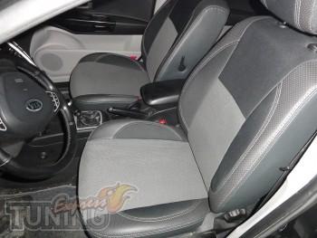 Чехлы для автомобиля Киа Сид 1 (авточехлы на сиденья Kia Ceed 1)