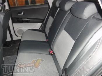 заказать Чехлы для автомобиля Киа Сид 1 (авточехлы на сиденья Ki