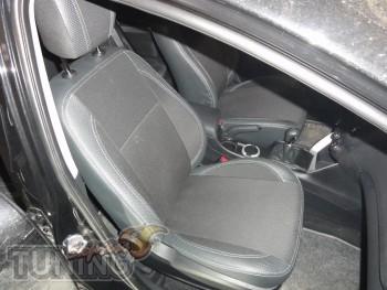 Чехлы в салон для авто Киа Сид 2 (авточехлы на сиденья Kia Ceed