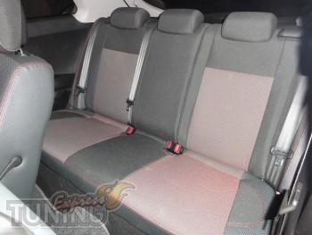 купить Чехлы для авто Киа Сид Про 1 (авточехлы на сиденья Kia Ce