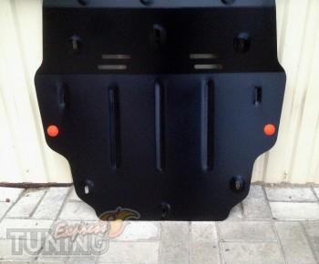 Защита радиатора Nissan Leaf (защита картера и радиатора Ниссан