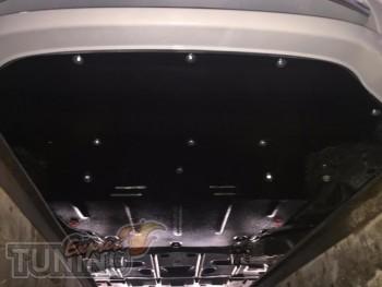 купить Защиту двигателя Ниссан Лиф (защита картера и радиатора N