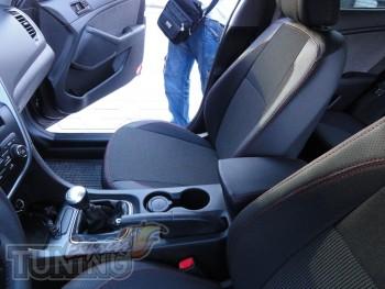 Чехлы в салон Киа Оптима (авточехлы на сиденья Kia Optima)