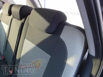 Чехлы для салона Киа Спортейдж 2 (авточехлы на сиденья Kia Sport