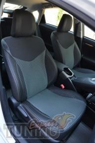 Чехлы Тойота Приус (авточехлы на сиденья Toyota Prius)