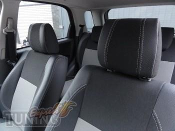 Чехлы в салон Сузуки СХ4 (авточехлы на сиденья Suzuki SX4)