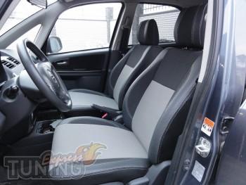 купить Чехлы Сузуки СХ4 (авточехлы на сиденья Suzuki SX4)