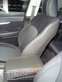 заказать Чехлы Субару Аутбек (авточехлы на сиденья Subaru Outbac