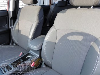Чехлы Субару XV (авточехлы на сиденья Subaru XV)