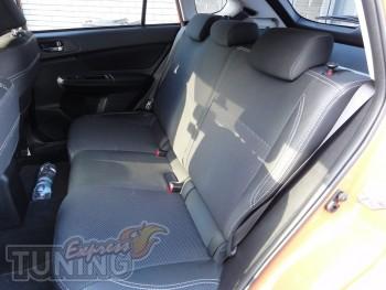 купить Чехлы для авто Субару XV (авточехлы на сиденья Subaru XV)