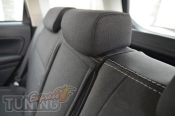 Чехлы в автообиль Субару Форестер 4  (авточехлы на сиденья Subar