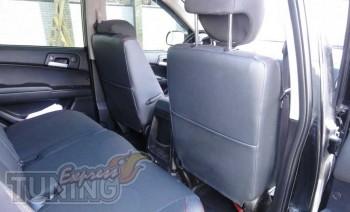 Чехлы для атво Санг Йонг Актион (авточехлы на сиденья Ssang Yong