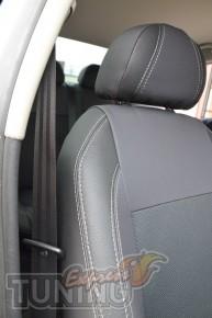 Чехлы в салон Шкода Суперб 1 (авточехлы на сиденья Skoda Superb
