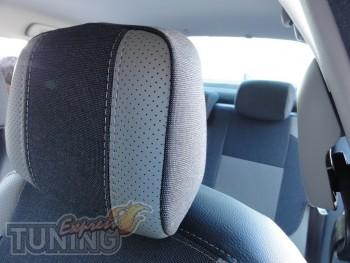 Чехлы в автомобиль Рено Флюенс (авточехлы на сиденья Renault Flu